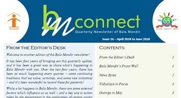 BM Connect Edition 16 April to June 2018